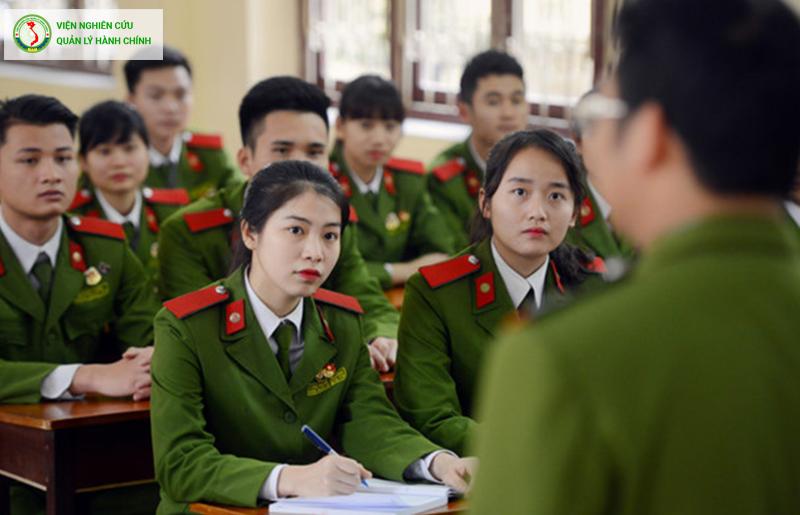 Dự thảo quy định về tuyển sinh đào tạo văn bằng 2, liên thông trong trường quân đội