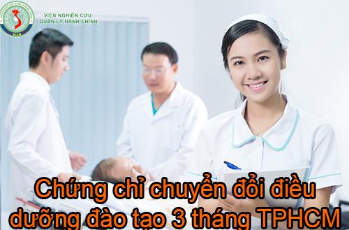 ĐỐI TƯỢNG HỌC CHUYỂN ĐỔI ĐIỀU DƯỠNG TẠI TPHCM