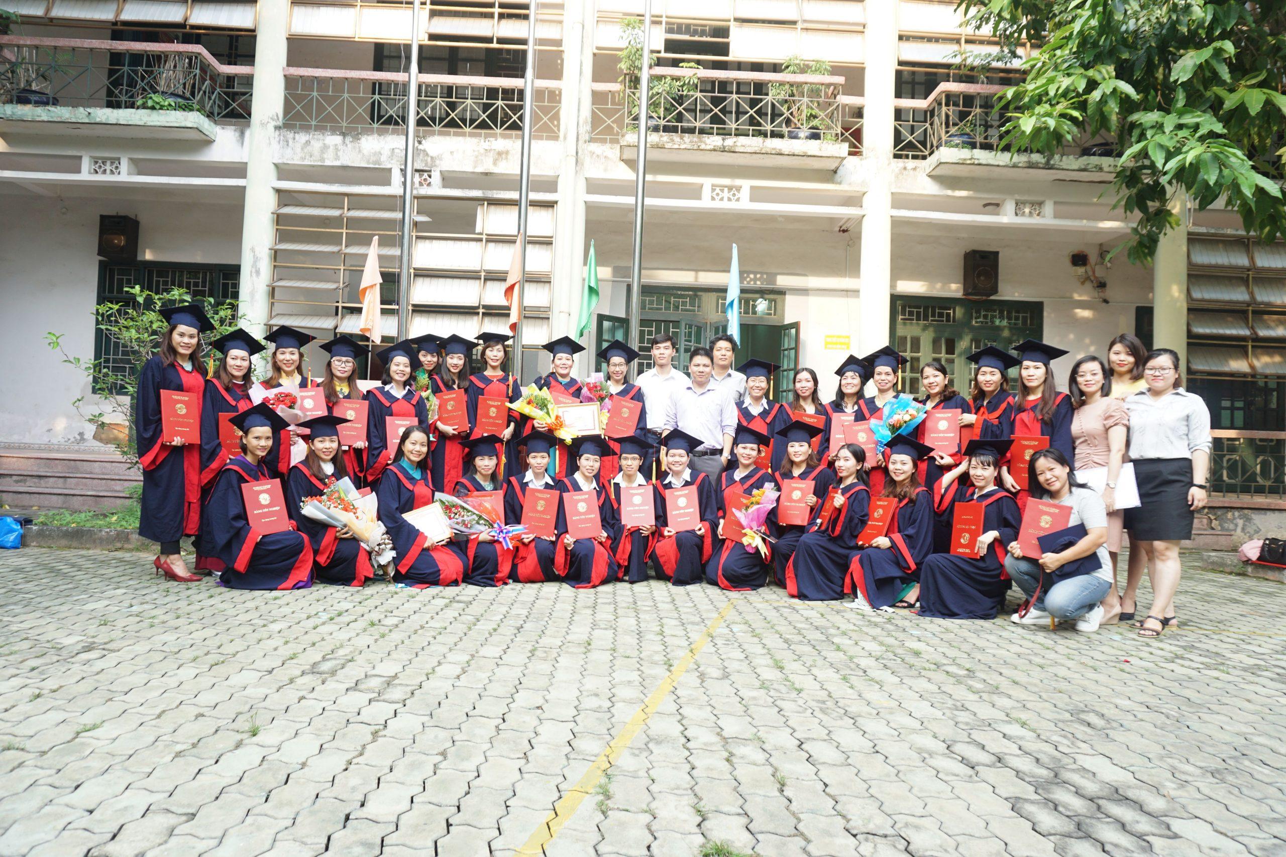 Liên thông đại học sư phạm tiểu học tại Tphcm 2019 2020