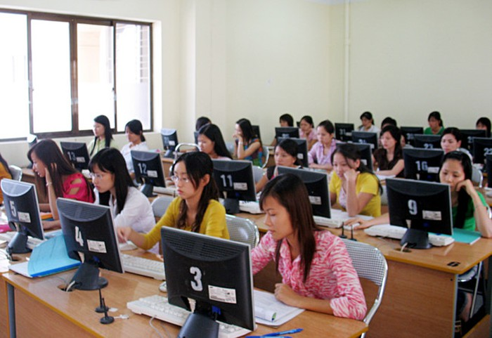 Học Chứng chỉ theo tiêu chuẩn chức danh nghề nghiệp GV THCS II, III