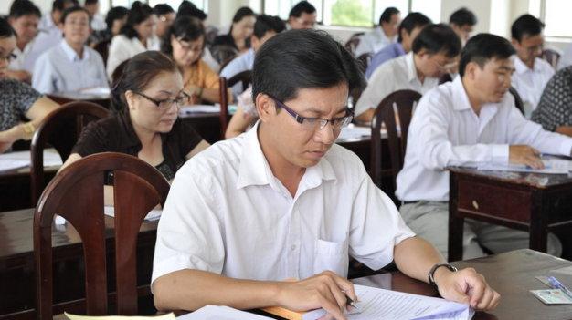Khóa học chứng chỉ bồi dưỡng nâng hạng giáo viên tiểu học hạng II, III