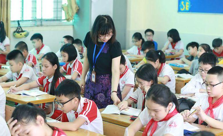 Nguyên tắc bổ nhiệm chức danh nghề nghiệp dành cho giáo viên, 2021