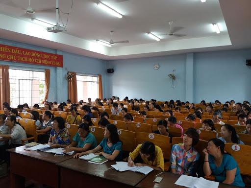 Lớp bồi dưỡng công tác văn thư cho viên chức kiêm nhiệm trong các cơ sở giáo dục mầm non, phổ thông